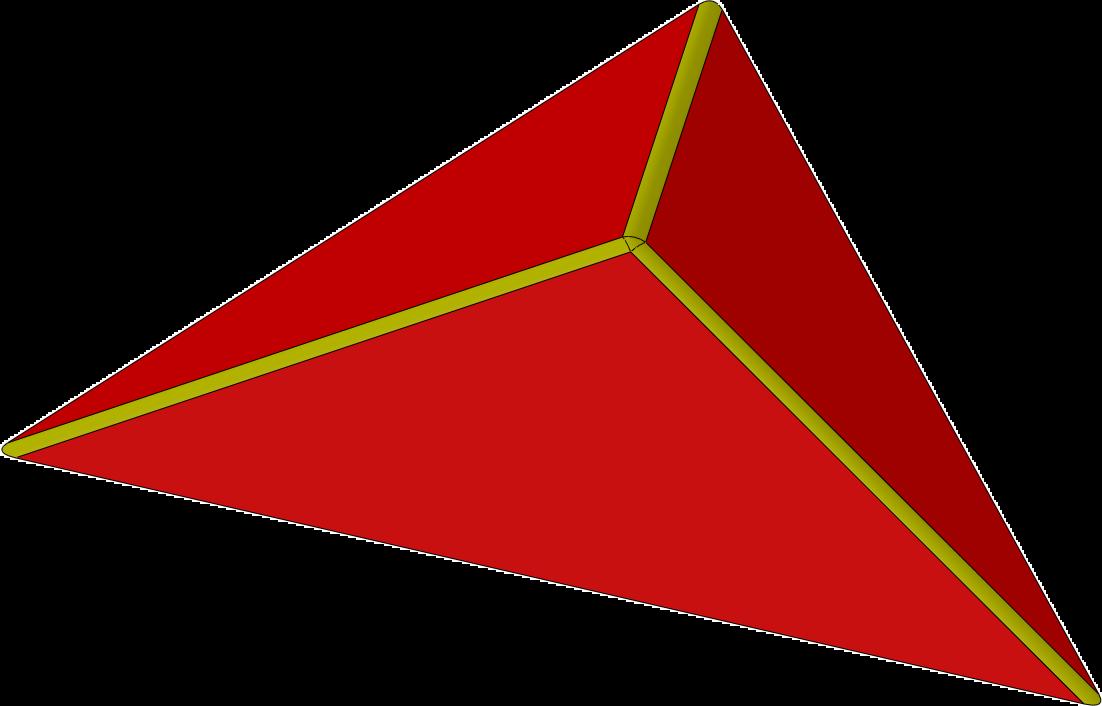 Blocz - Dreieck ultraflach 1200  BoltOn