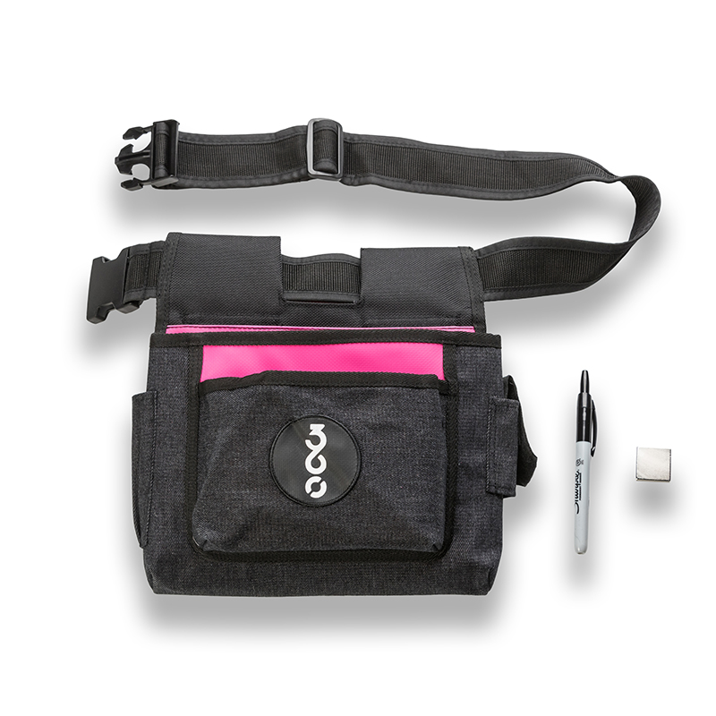 360Holds - DENIM + MINI Toolbag with magnet and marker