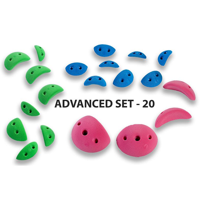360Holds - Advanced Set