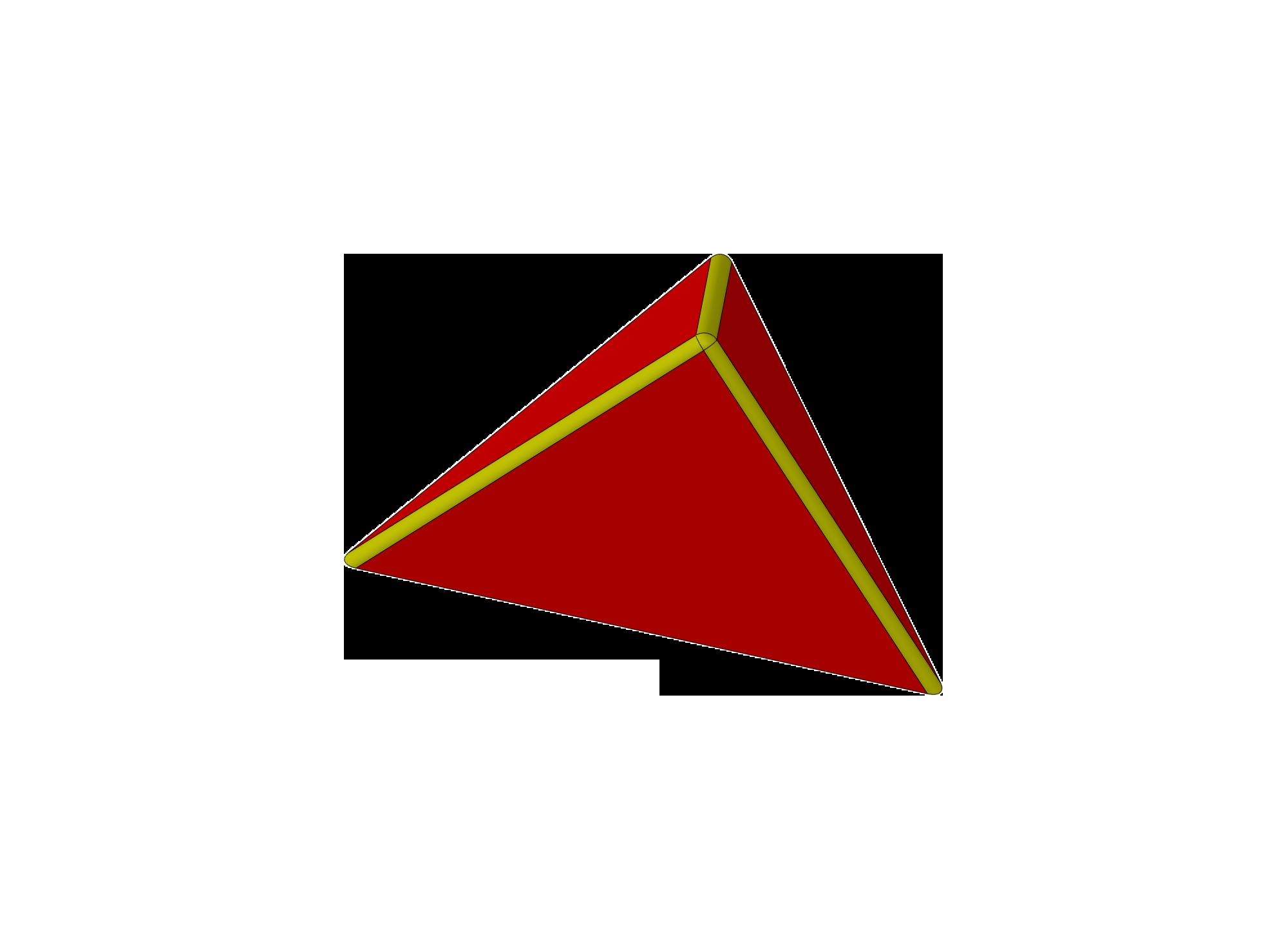 Blocz - Dreieck 300